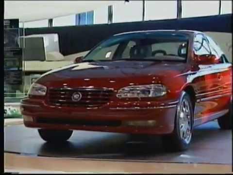 Cadillac LSE 1993 - 1996 Sedan #7