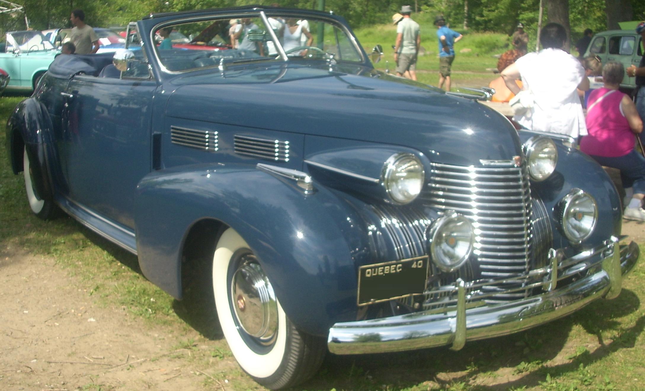Cadillac Series 62 I 1940 - 1941 Cabriolet #5