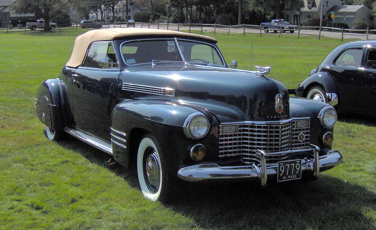 Cadillac Series 62 I 1940 - 1941 Cabriolet #7