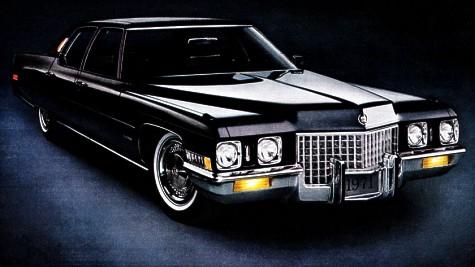 Cadillac Sixty Special X 1971 - 1976 Sedan #7