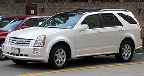 Cadillac SRX I 2003 - 2009 SUV 5 door #2