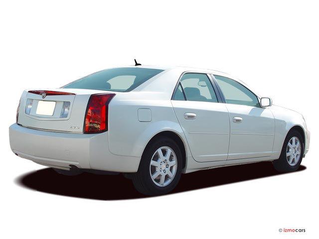 Cadillac STS I 2005 - 2007 Sedan #1