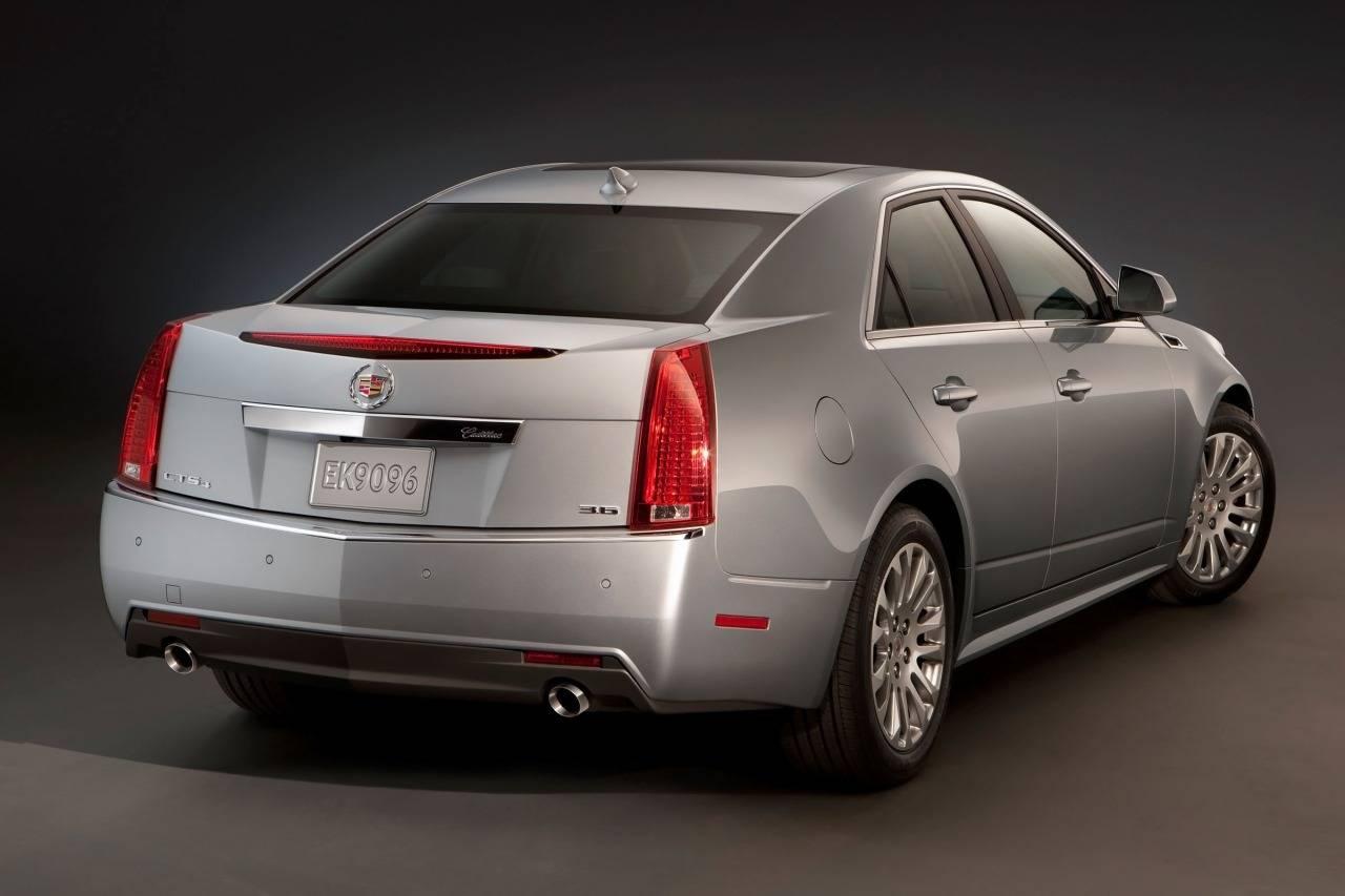 Cadillac STS I 2005 - 2007 Sedan #5