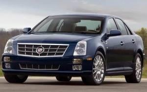 Cadillac STS I Restyling 2007 - 2011 Sedan #6