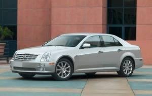 Cadillac STS I Restyling 2007 - 2011 Sedan #2
