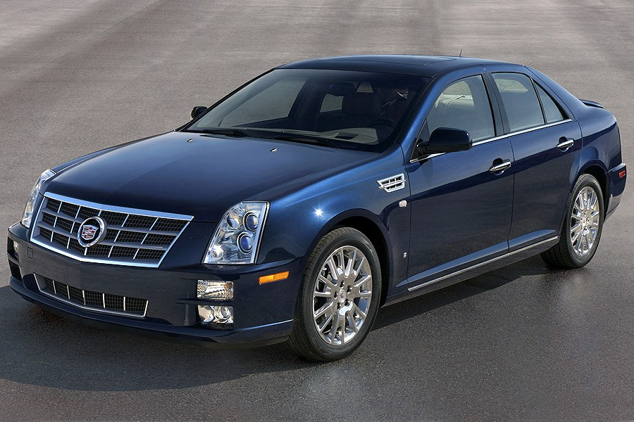Cadillac STS I Restyling 2007 - 2011 Sedan #3
