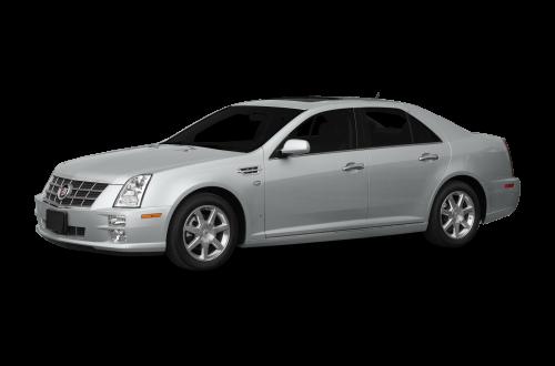 Cadillac STS I Restyling 2007 - 2011 Sedan #8