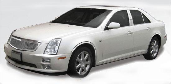 Cadillac STS I Restyling 2007 - 2011 Sedan #5