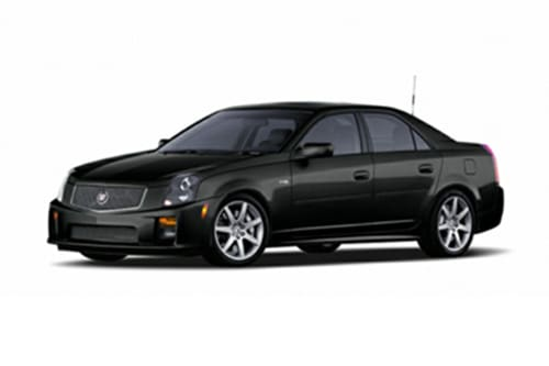 Cadillac STS I Restyling 2007 - 2011 Sedan #7