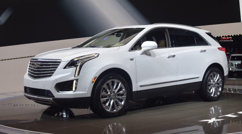 Cadillac XT5 2016 - now SUV 5 door #7