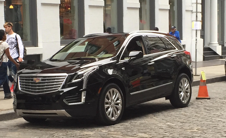 Cadillac XT5 2016 - now SUV 5 door #2