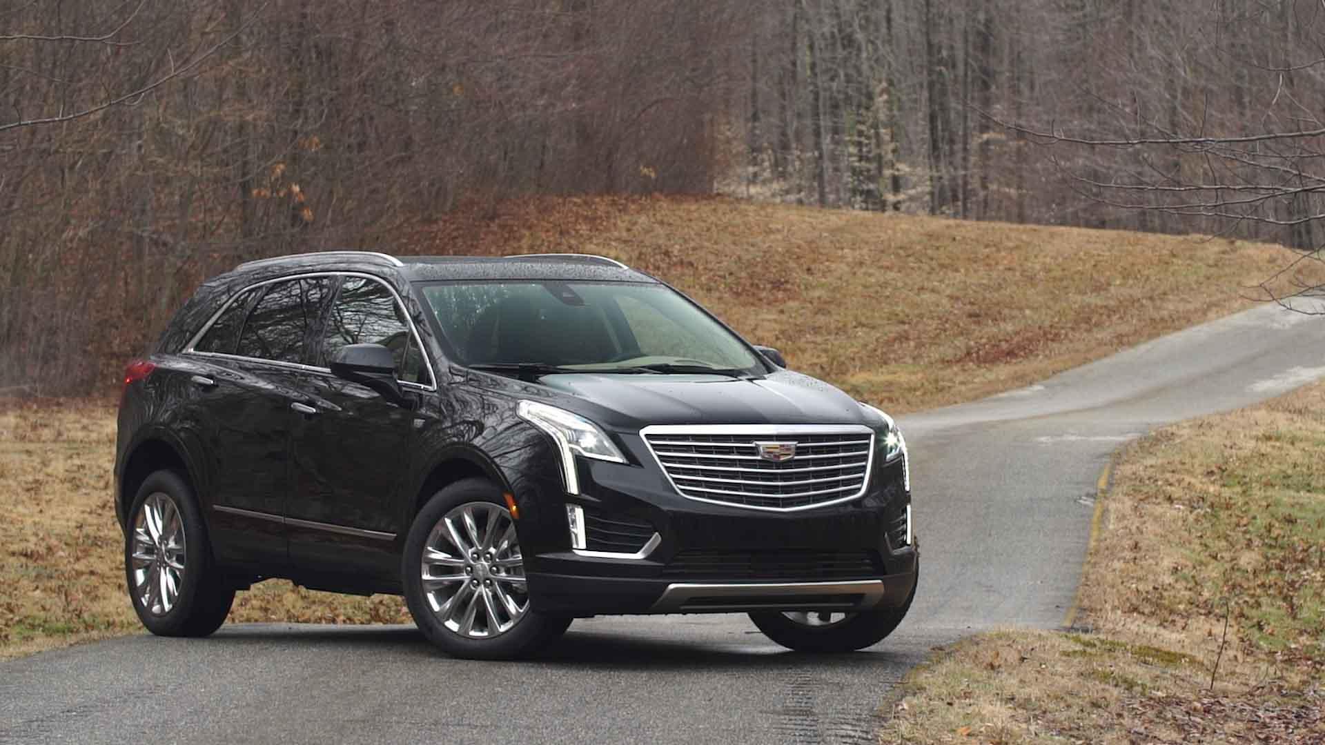 Cadillac XT5 2016 - now SUV 5 door #5