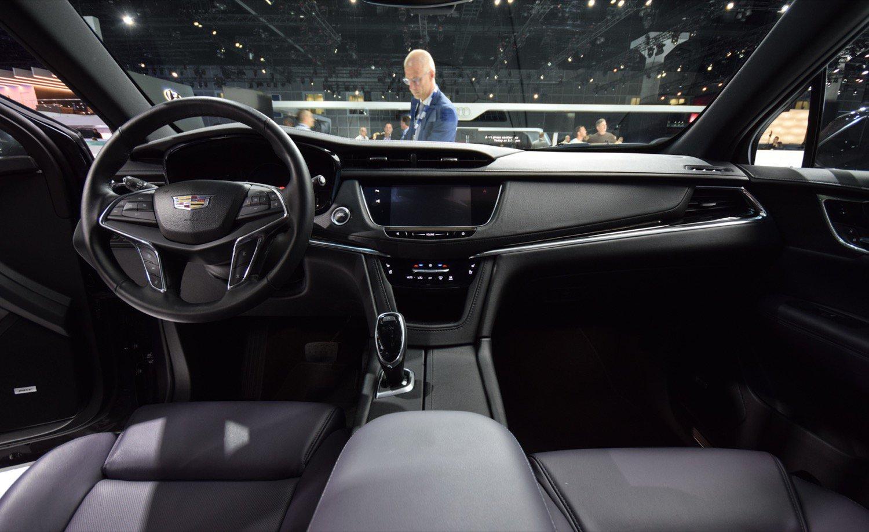 Cadillac XT5 2016 - now SUV 5 door #6
