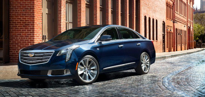 Cadillac XTS 2012 - now Sedan #8