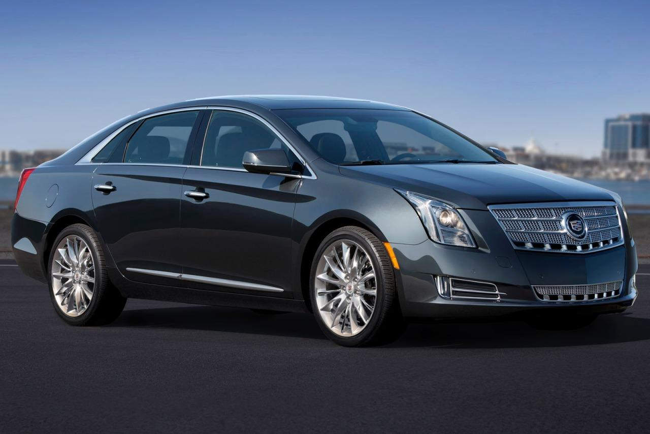 Cadillac XTS 2012 - now Sedan #5