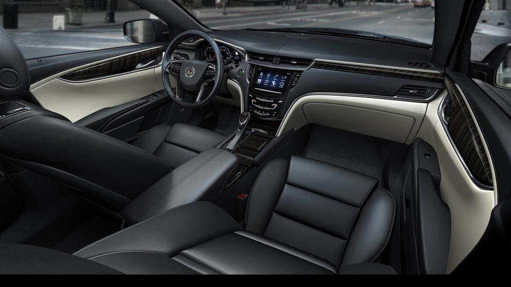 Cadillac XTS 2012 - now Sedan #3