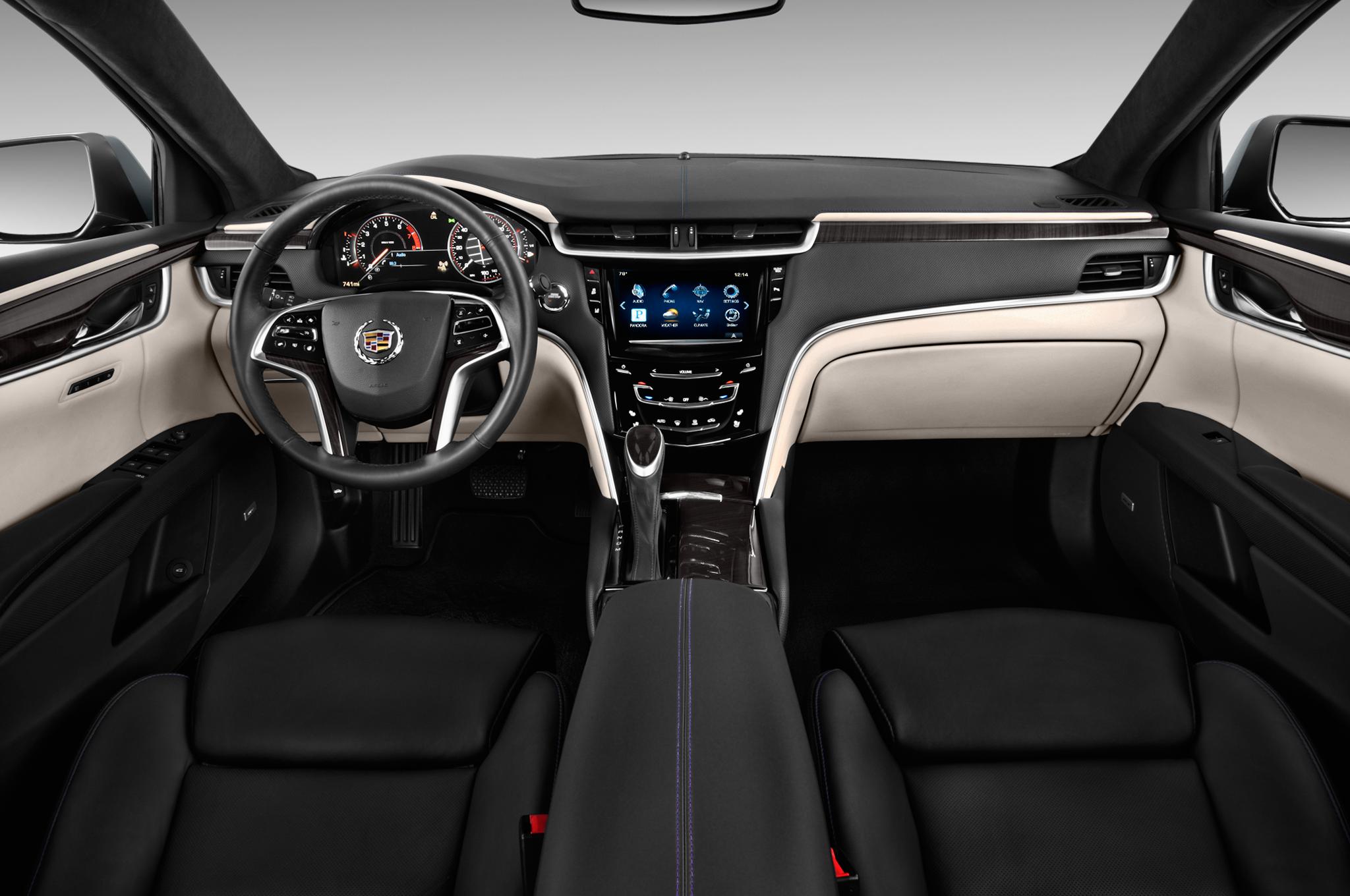 Cadillac XTS 2012 - now Sedan #2