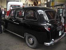 Carbodies FX4 1982 - 1995 Sedan #7
