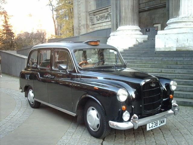Carbodies FX4 1982 - 1995 Sedan #2