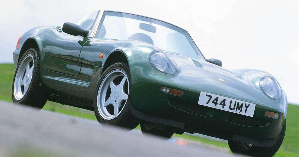 Caterham 21 1994 - 2000 Roadster #6