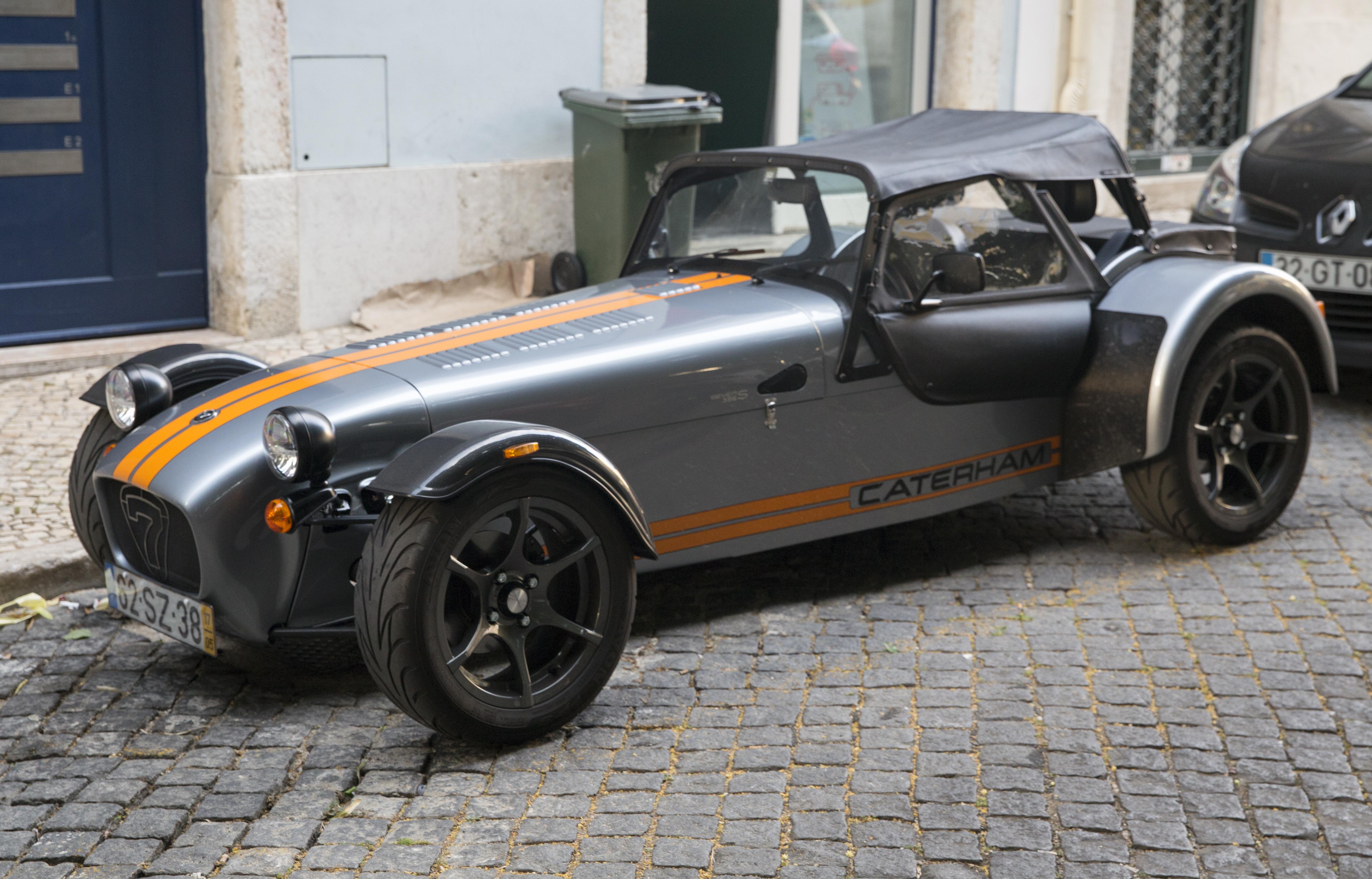 Caterham Seven 1992 - now Roadster #3
