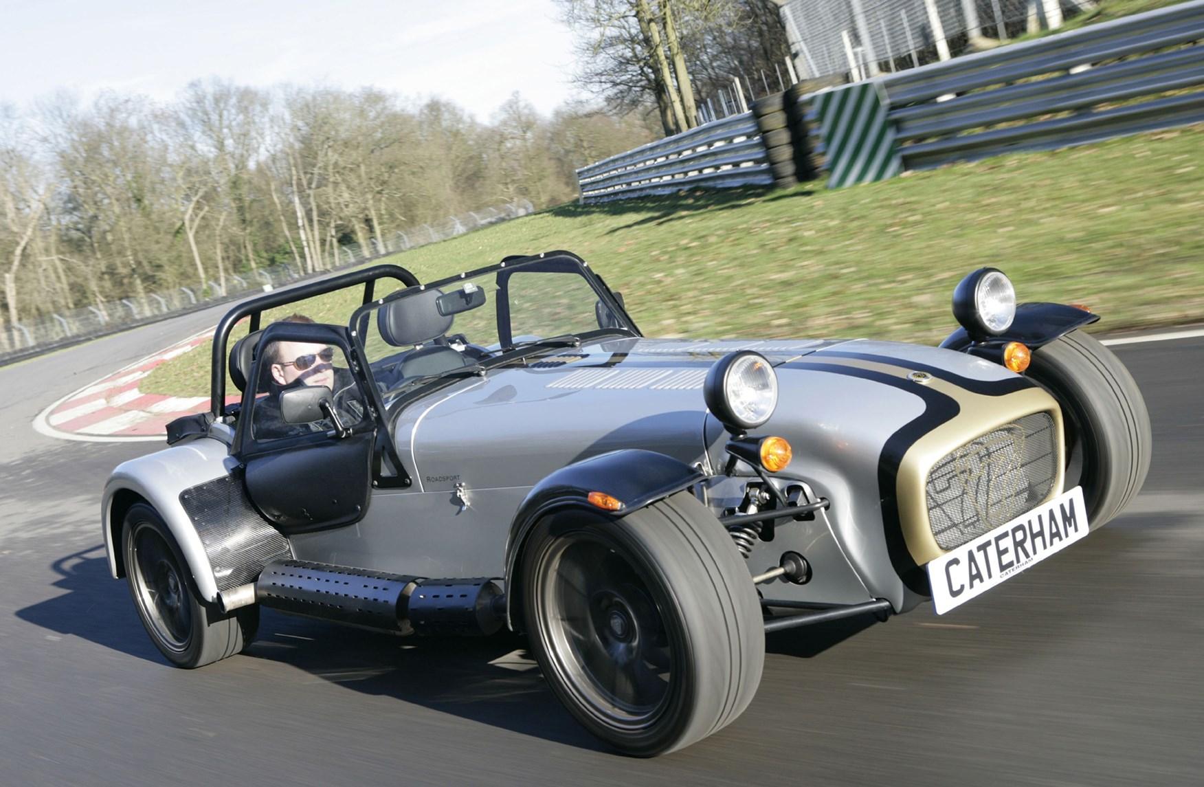 Caterham CSR 2005 - now Roadster #1