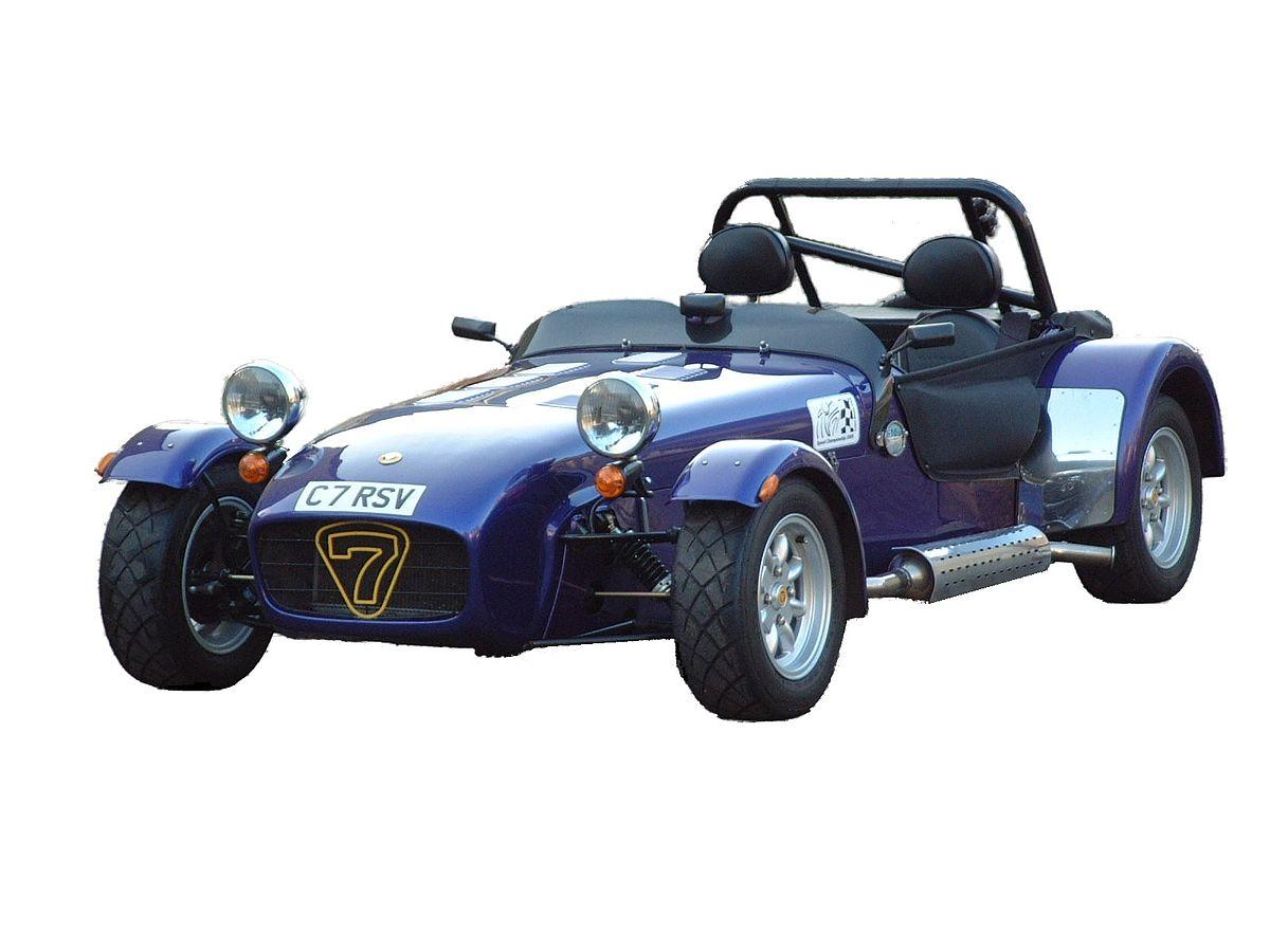 Caterham Seven 1992 - now Roadster #8