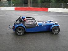 Caterham Seven 1992 - now Roadster #2