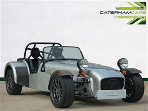 Caterham Seven 1992 - now Roadster #6