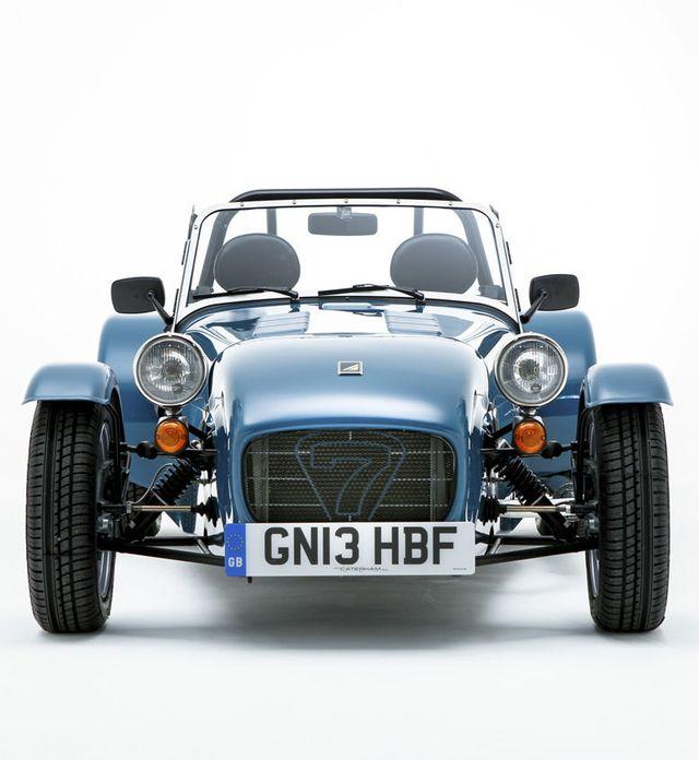 Caterham Seven 1992 - now Roadster #7