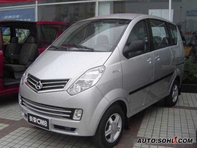 Changan CM-8 2008 - now Microvan #4