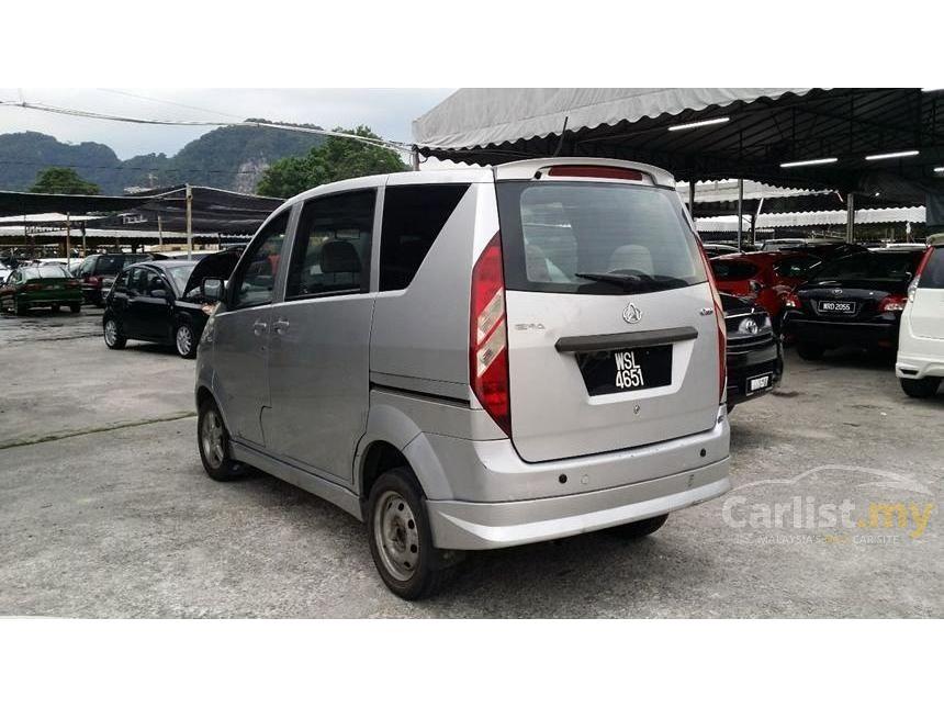 Changan CM-8 2008 - now Microvan #5