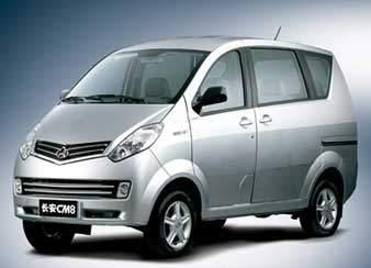Changan CM-8 2008 - now Microvan #8