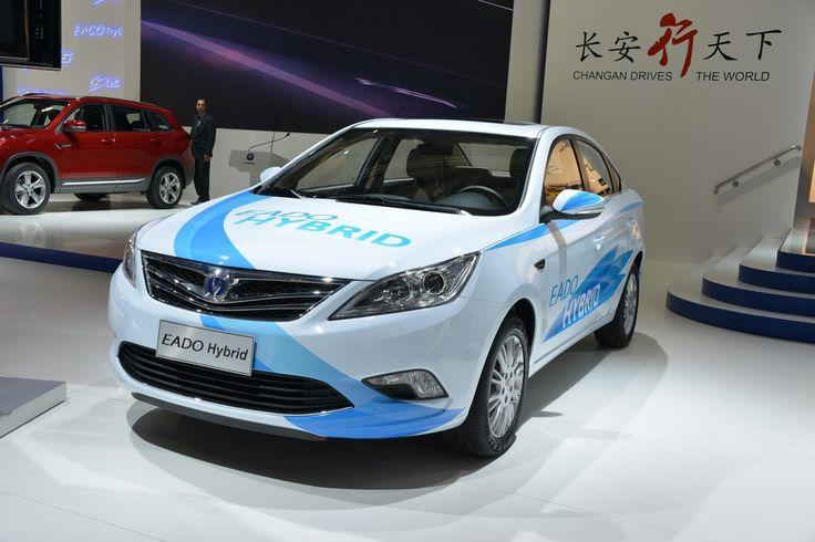 Changan Eado 2013 - now Sedan #5