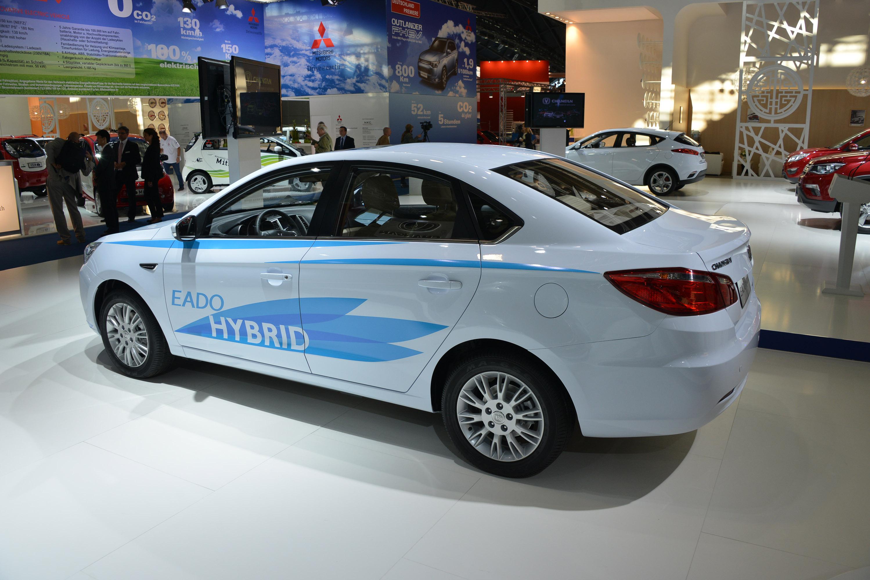Changan Eado 2013 - now Sedan #2
