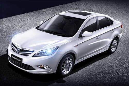 Changan Eado 2013 - now Sedan #3