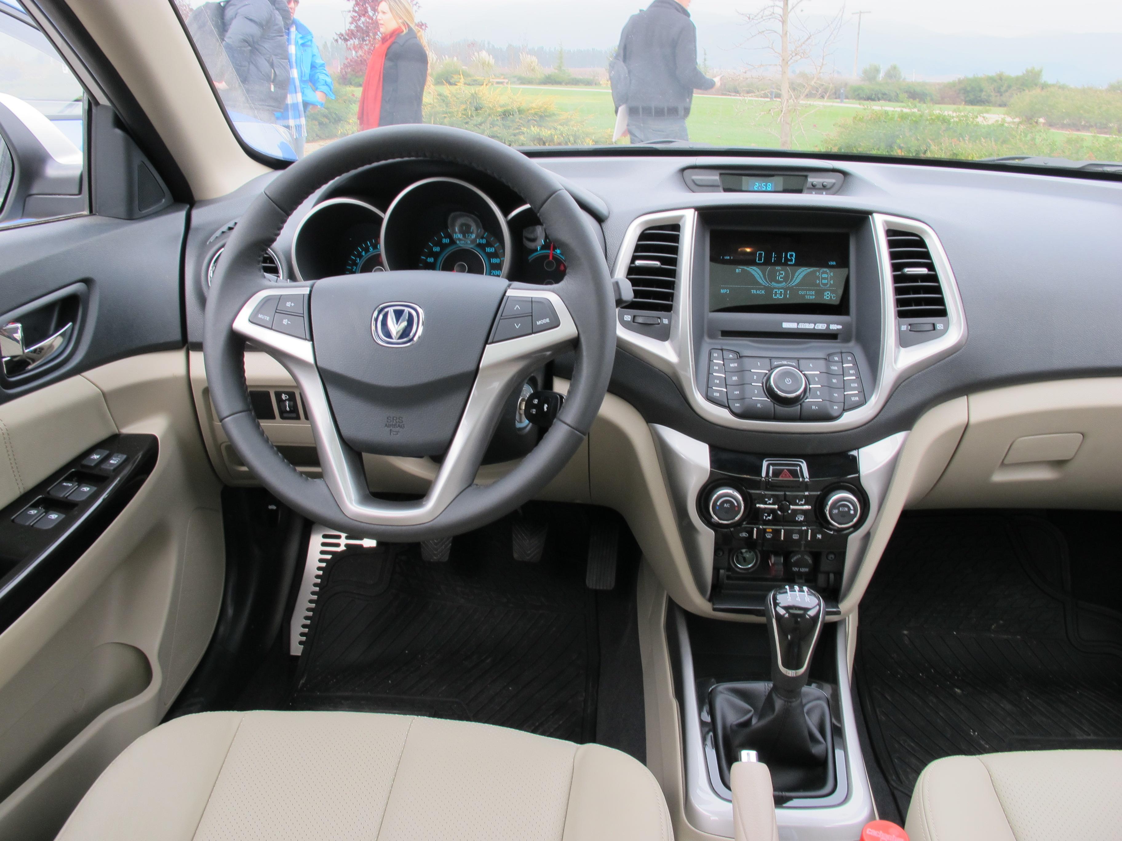 Changan Eado 2013 - now Sedan #1
