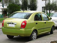 Chery QQ6 (S21) 2006 - 2010 Sedan #8