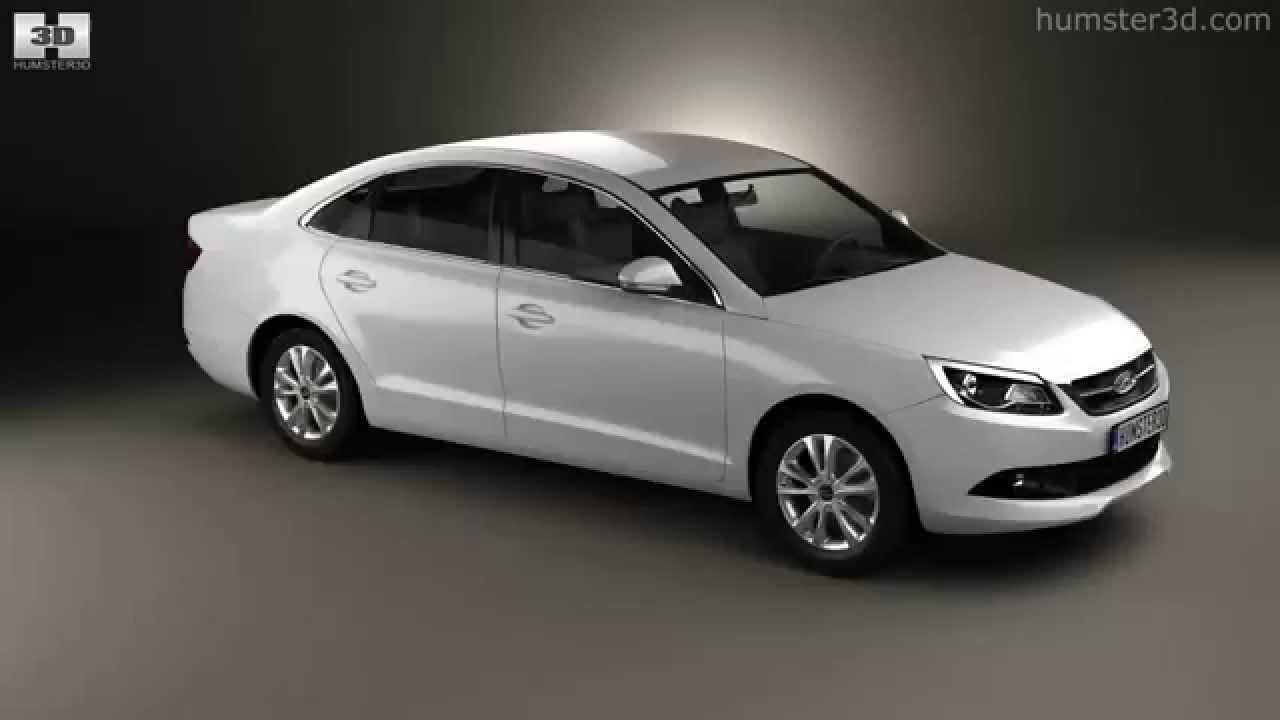 Chery Arrizo 7 2013 - now Sedan #8