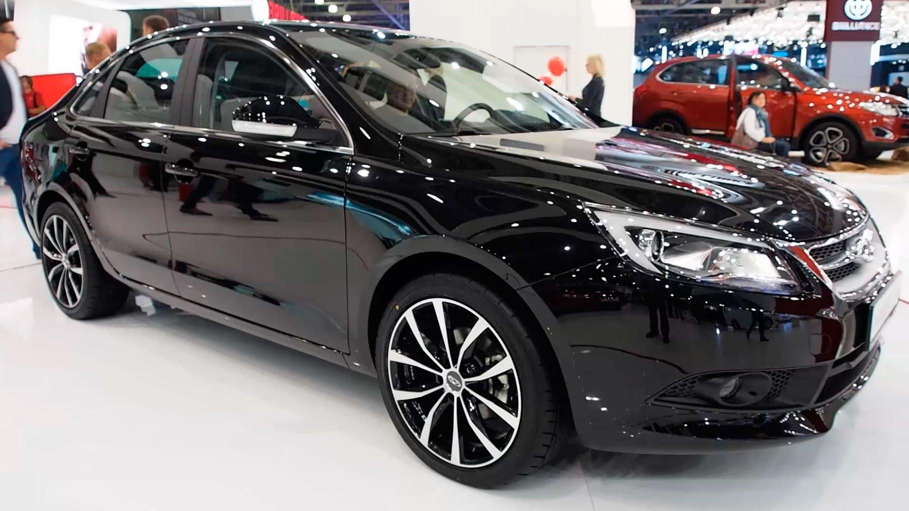 Chery Arrizo 7 2013 - now Sedan #6