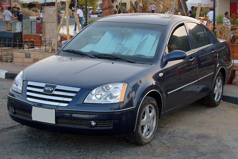 Chery B13 I 2006 - 2008 Minivan #2