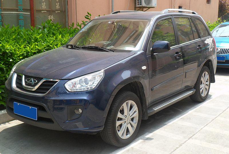 Chery B13 I 2006 - 2008 Minivan #4