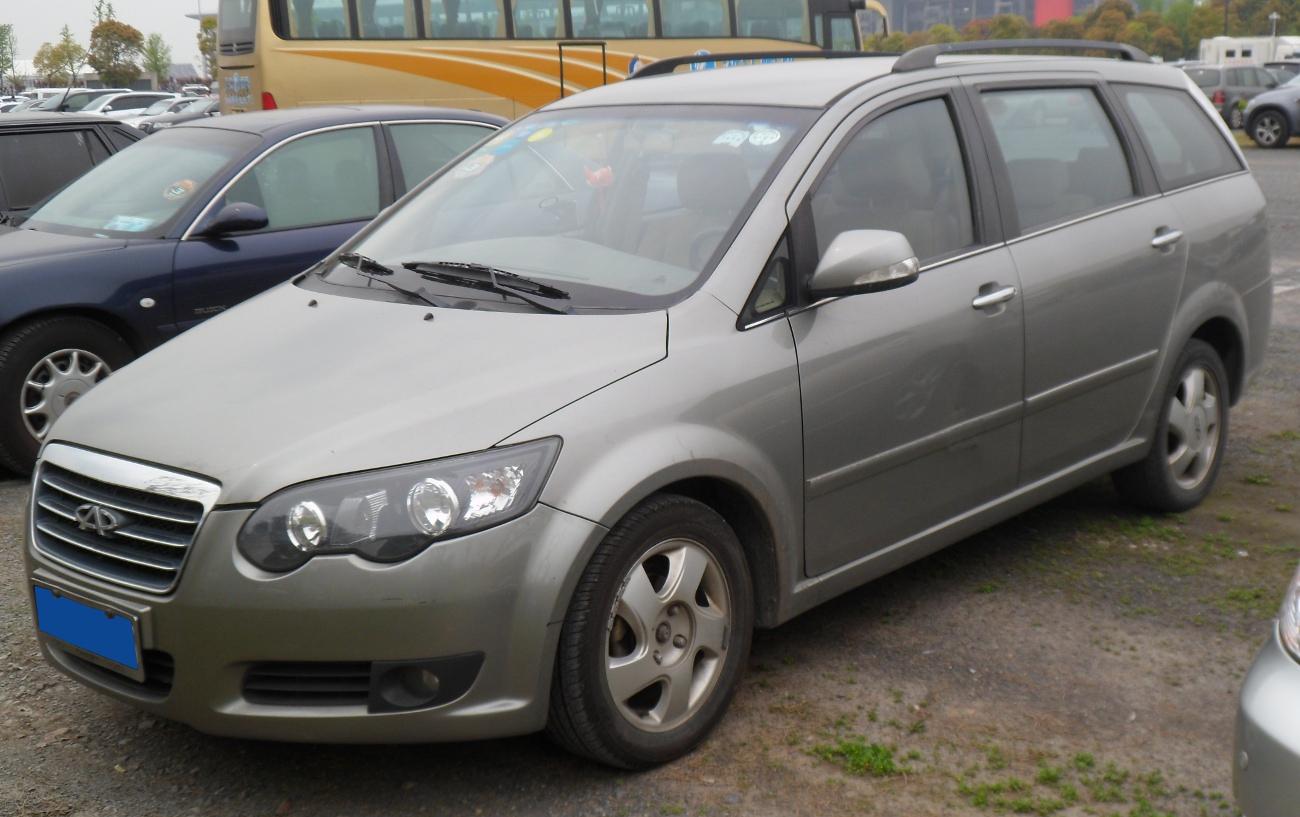 Chery B13 I 2006 - 2008 Minivan #8