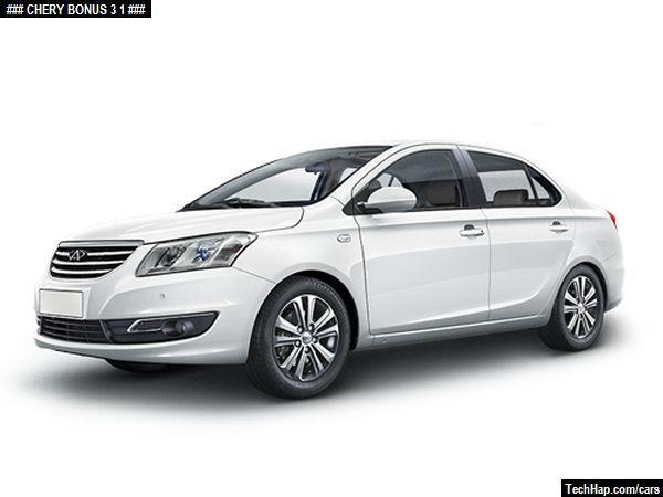 Chery Bonus 3 (E3/A19) 2014 - now Sedan #3