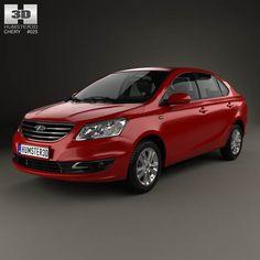Chery Bonus 3 (E3/A19) 2014 - now Sedan #8