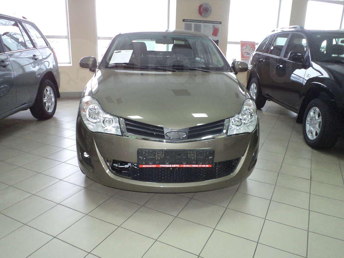 Chery Bonus (A13) 2011 - 2014 Sedan #4