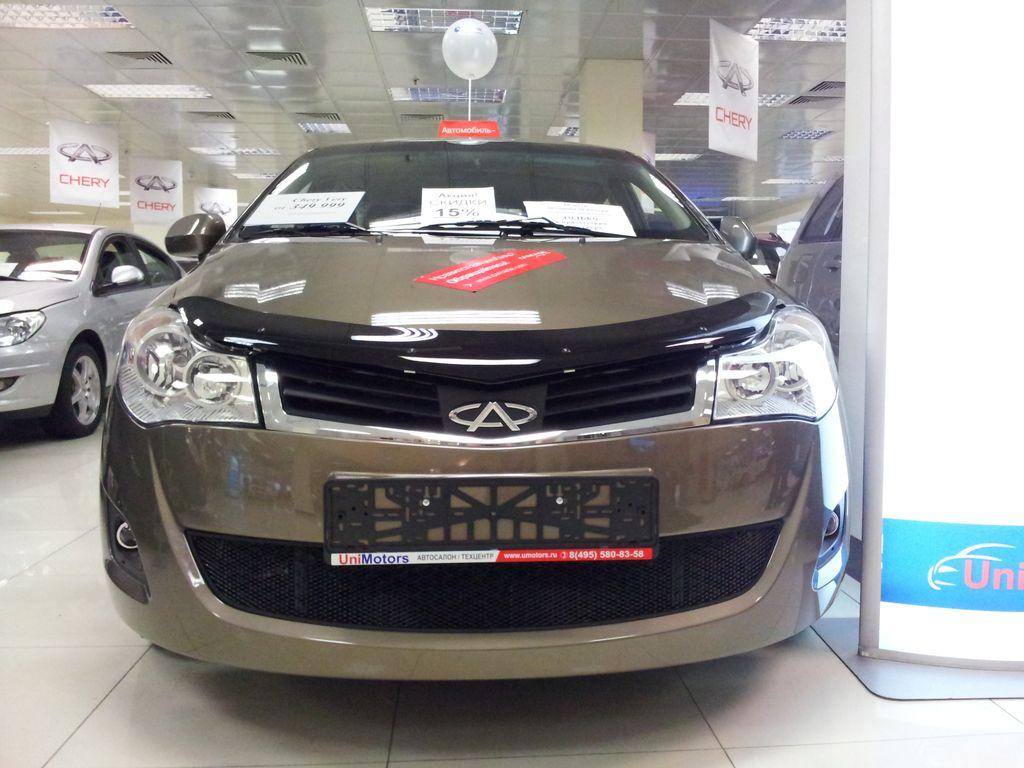 Chery Bonus (A13) 2011 - 2014 Sedan #3