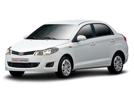 Chery Bonus (A13) 2011 - 2014 Sedan #7