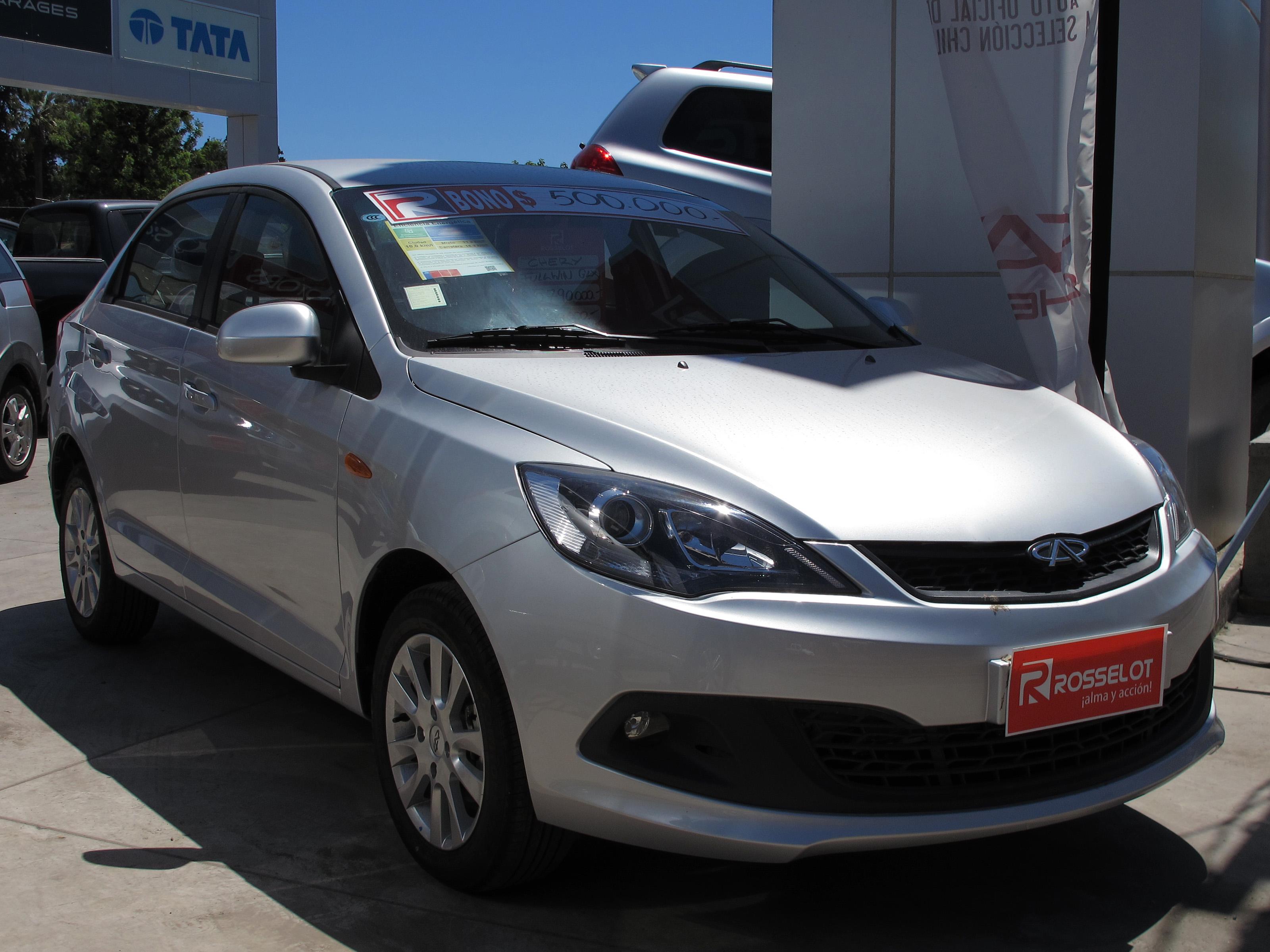 Chery Bonus (A13) 2011 - 2014 Sedan #5