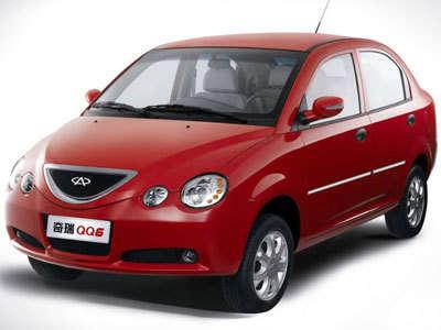 Chery QQ6 (S21) 2006 - 2010 Sedan #1